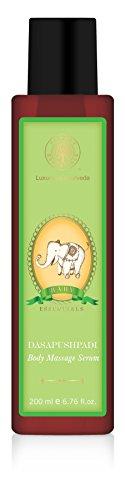 Forest Essentials Dasapushpadi Baby Body Massage Serum with Pure Ghee, 200ml