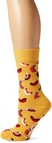 Happy Socks Hotdog Sock, Chaussettes Femme (lot de 6) Happy Socks