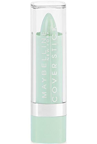 MAYBELLINE Cover Stick Coverstick Corrector Concealer For Redness - Green 195