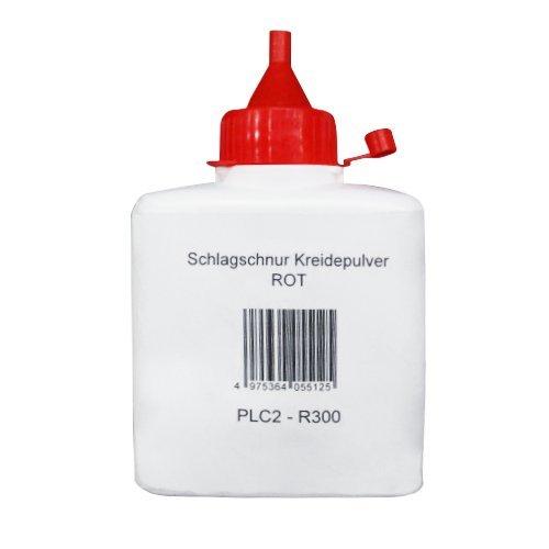 Tajima Kreidepulver, Extrafein für Chalk-Rite, rot, 1 Stück, PLC2R300
