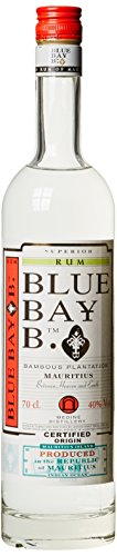 Blue Bay B. Superior White Rum (1 x 0.7 l) -