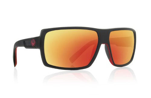 Dragon Herren Sonnenbrille Double Dos jet red