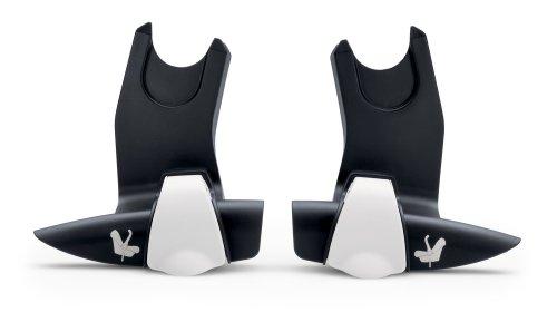 Preisvergleich Produktbild BUGABOO BEE Adapter für Babyschale Maxi Cosi schwarz/grau