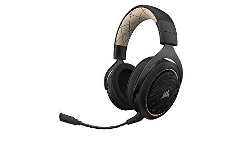 Corsair Kabelloses Gaming Headset HS70 (Cream) CA-9011178-AP【Japanisches Heimwerker】【Versand aus Japan】 (Ap-audio)