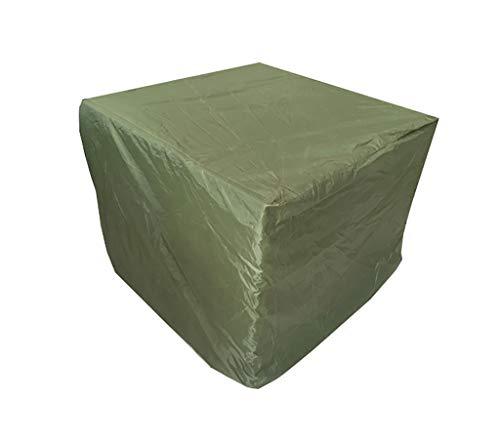 Grüner Rechteckiger Patio-Tisch Und Stühle Fürs Wasser Decken Winddicht Für Gartenmöbel Ab...