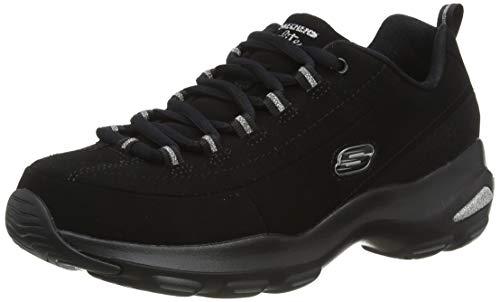 Skechers d'lite ultra-reverie-12293, allenatori donna, nero (black), 36 eu