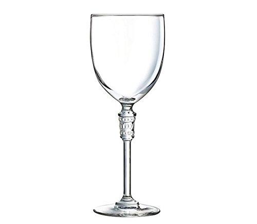 Cristal d'Arques 7501607 6 gobelets Hauts 36 cl-MACASSAR D'ARQUES, Cristallin, Transparent, 25,2 x 17 x 21 cm