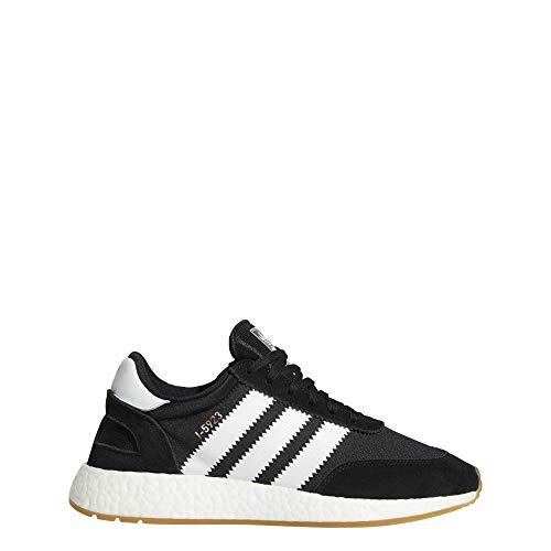 adidas Herren Iniki Runner Fitnessschuhe, Schwarz (Negbas/Ftwbla/Gum3 000), 38 EU