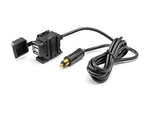 in Stecker zu Twin USB Netzteil & Lang Kabelbaum Auch für Einige Quads, Atvs & Trikes ()