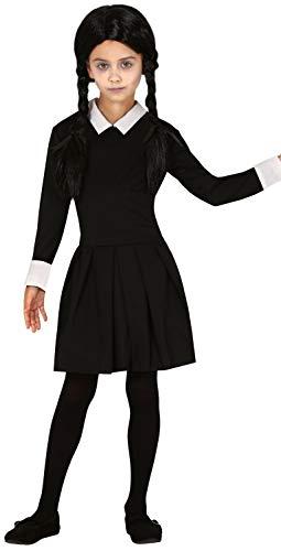 Fancy Me Kostüm für Mädchen, gruselig, gruselig, gruselig, Gruselig, TV-Töchter, Kult-Film, klassisches Halloween-Buch-Tag-Kostüm, 5-12 Jahre