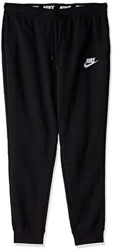 Nike Damen Sportswear Advance 15 Hose, Black/(White), L
