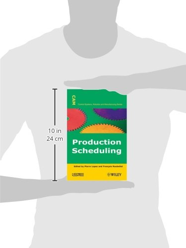 Production Scheduling (Control Systems, Robotics and Manufacturing)