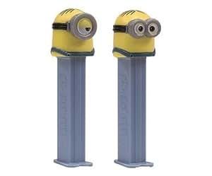 Despicable Me Minions Pez & 2 Fillers - Deux Eye Minion
