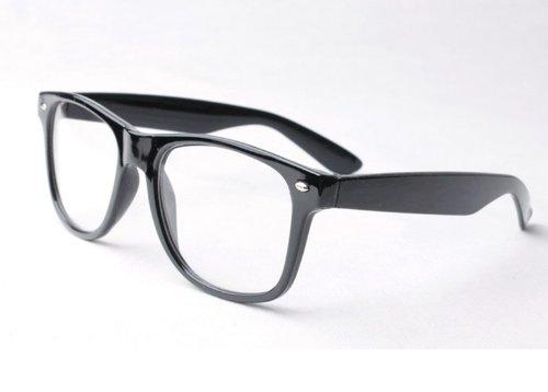 clear-lens-wayfarer-style-fancy-dress-glasses-geek-nerd-outfit-accessory-black