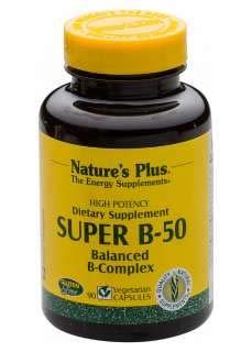 Super B-50 Vitamin B-Komplex 90 veg. Kapseln NP - B-komplex 90 Kapseln