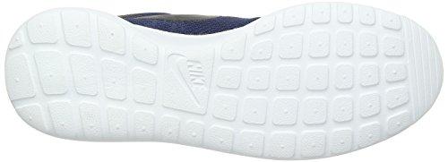 Nike Herren Roshe One Low-Top Blau (405 MIDNIGHT NAVY/BLACK-WHITE)
