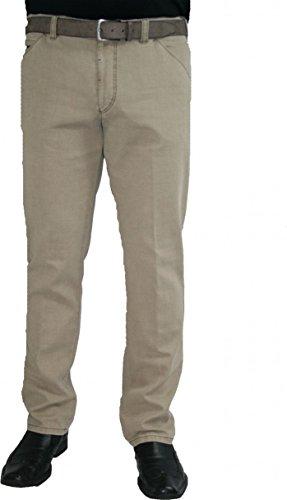 Meyer Hosen -  Jeans  - Chino - Basic - Uomo Beige 30