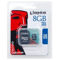 Kingston 8GB Micro SD Karte für LG KS360