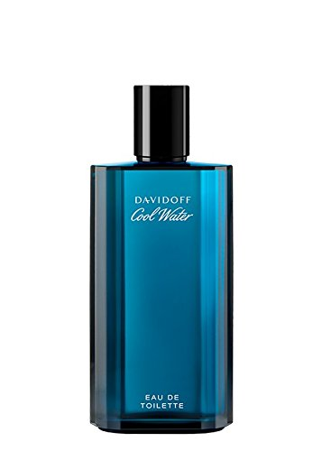Davidoff Cool Water Eau de Toilette, Uomo, 125 ml