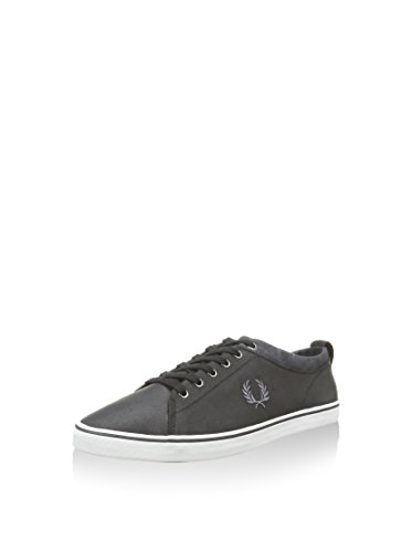Fred Perry Hallam Black Nero