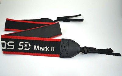 Kamera Schulter Umhängeband Gürtel Sling für Canon