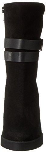Marc Shoes Alina, Bottines à doublure froide femme Noir - Schwarz (Black 00137)