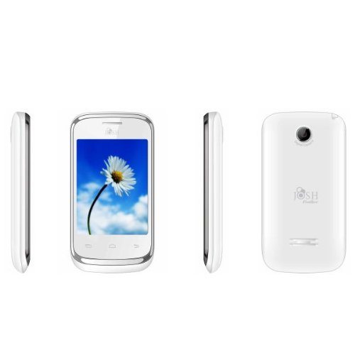 Josh Mobiles Feather White