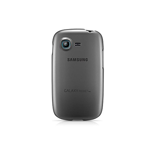 Samsung EF-PS531BSEGWW Protectiv Hülle für Galaxy Neo Pocket 2 Silber
