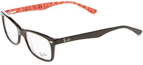 Ray-Ban RAYBAN Unisex - Erwachsene Brillengestell 0rx 5228 5057 53, Braun (Havana)