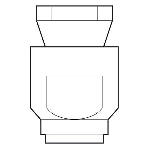 précis MIS Trend Professional Collet pour Hitachi 8mm [Pinces/8mm] [Lot de 1]–W/3Yr Rescu3® Garantie