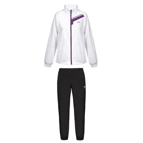 Li Ning Damen Anzug B158 weiß