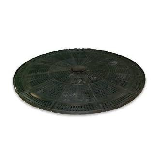 Tischrost aus Vollgummi Durchmesser: 1700