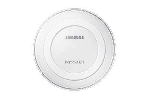 Samsung Fast Charge Qi Wireless Charging Pad - White