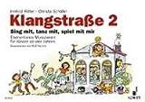 Paket Klangstraße 2: Lehrerordner + Kinderheft + Lehrer-CD-Box. Ausgabe mit CD.