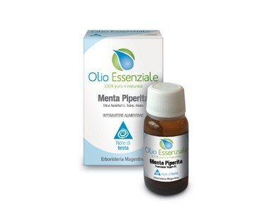 Olio Essenziale MENTA PIPERITA 10 ml integratore alimentare