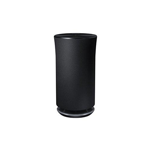 Samsung Wireless Tv (Samsung WAM3500 Multiroom-Lautsprecher (WLAN, 360 Grad Sound, Plug und Play) dunkelgrau)