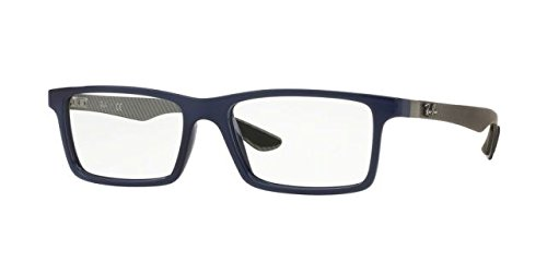 dff81b0b7e Ray-Ban Optical 0RX8901 Sunglasses for Mens - Size - 53 (Top Blue On