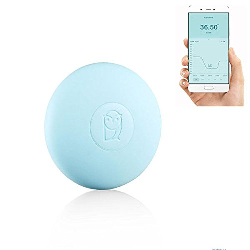 Xiaomi Miaomiaoce - Termómetro Digital para bebé