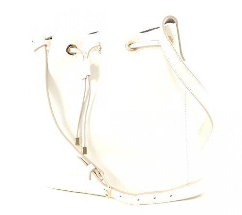 COCCINELLE ARIEL BUCKET YO1230101 Bianco