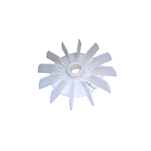 ATIKA Ersatzteil - Lüfterflügel 136 x 19mm für ASP 8 N ***NEU***