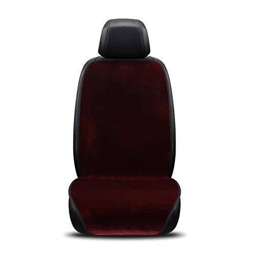 Todaytop Winter Heizauflage Sitzheizung Heizmatten Auto Sitzkissen beheizbare Sitz-Auflage Abdeckung 12V fürs Auto zum Nachrüsten, schnelle, angenehme Wärme