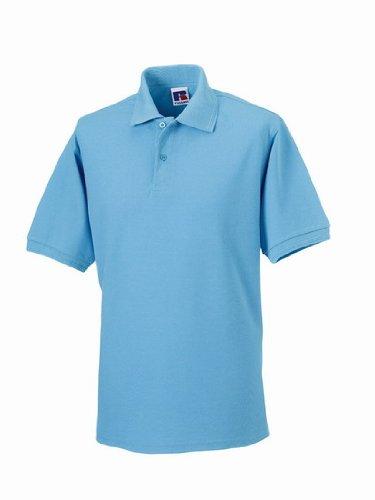 Russels WorkwearHerren  Polo ShirtPoloshirt Blau - Sky