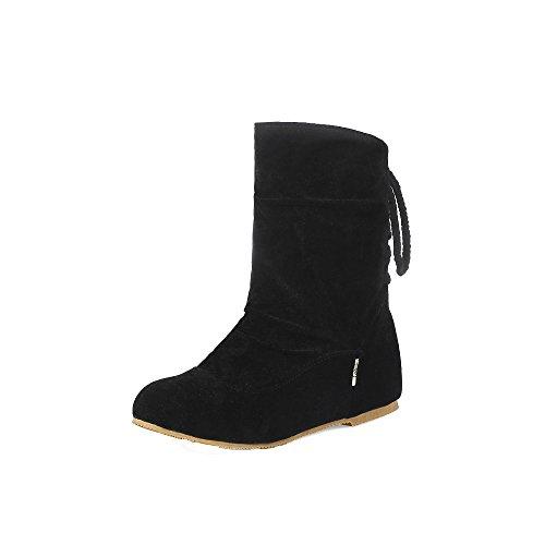 AgeeMi Shoes Mujeres Puntera Cerrada...