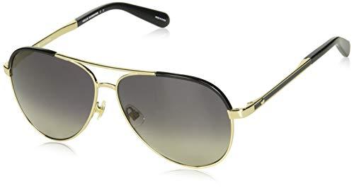 kate spade Damen AMARISSA/S Sonnenbrille, Gold Black, 59