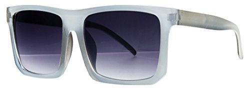 Preisvergleich Produktbild Hornbrille Atzenbrille Nerd Brille Klar oder als Sonnenbrille wayfarer Brille Nerdbrille in verschiedenen Farben. (A1534-9025-1)
