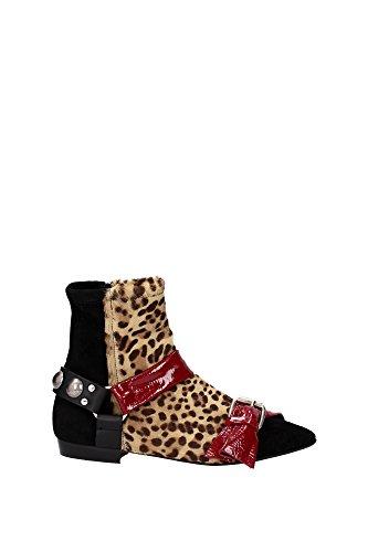botines-isabel-marant-mujer-pony-piel-marron-negro-rojo-y-plata-bo010616h001s50fa-marron-40eu