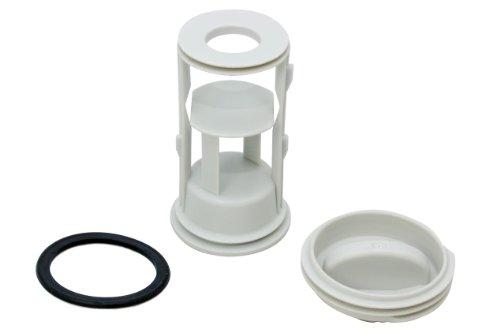 AEG Electrolux John Lewis Tricity Bendix Zanussi lavadora bomba Kit de filtros. Equivalente a número de pieza 1260616014