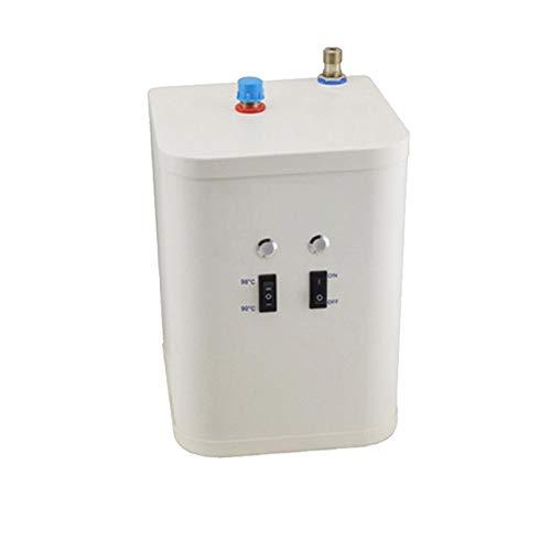 Chrom Instant Hot/Kochendes Wasser Küche Wasserhahn 3 in 1 kaltes Wasser Filter & Heizung Tank - 5
