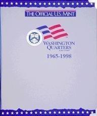 The Official U.S. Mint Washington Quarters Coin Album: 1965-1998