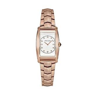 Emporio Armani Reloj Analógico para Mujer de Cuarzo con Correa en Acero Inoxidable ARS8301